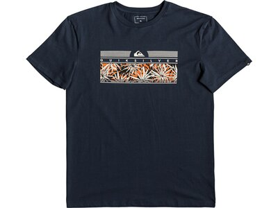 QUIKSILVER Herren T-Shirt The Jungle Schwarz
