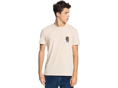 QUIKSILVER Herren Shirt EARTHRUNNINGSS M TEES pink