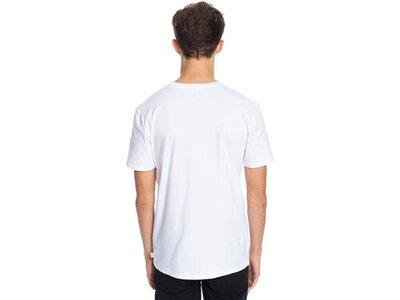 QUIKSILVER Herren T-Shirt CUTTONOWSS M TEES Schwarz