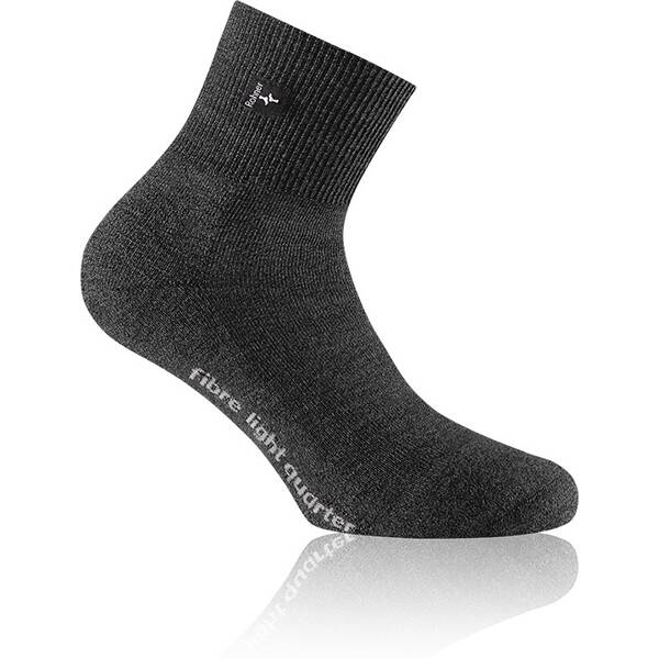 ROHNER Socken fibre light quarter