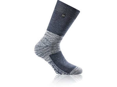 ROHNER Socken fibre tech Blau