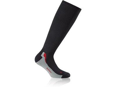 ROHNER Socken compression r-power Schwarz
