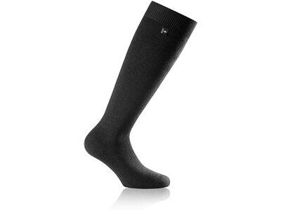 ROHNER Socken thermal Schwarz