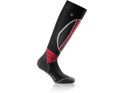 ROHNER Socken high performance l/r Rot
