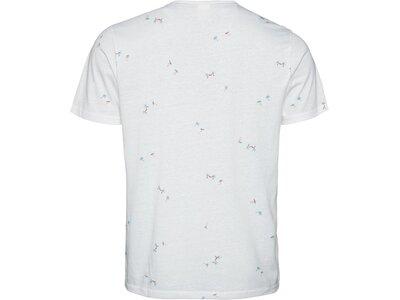 PROTEST Herren Shirt TOCCO Weiß