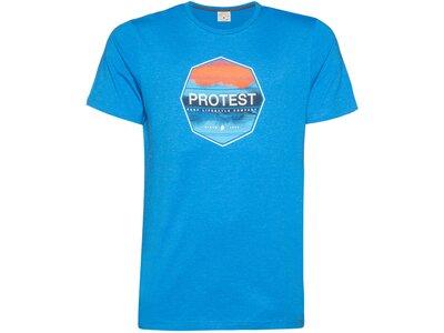 PROTEST Herren Shirt RAG Blau