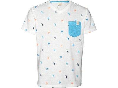 PROTEST Kinder Shirt VALOR Weiß