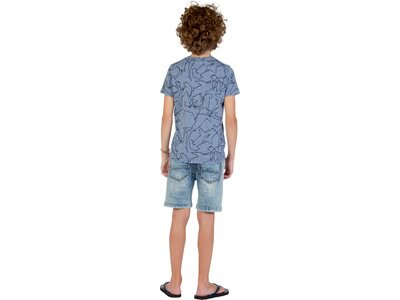 PROTEST Kinder Hessle T-shirt Blau