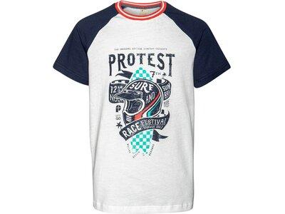 PROTEST Kinder Shirt GUS Blau