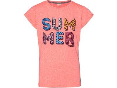 PROTEST Kinder Shirt WENDE Pink