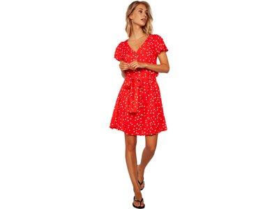 PROTEST Damen Kleid UNNA Rot