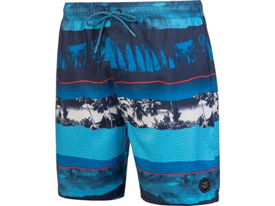 PROTEST SPINE Beachshort Blau