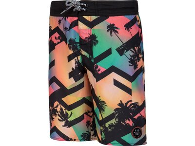 PROTEST Kinder BRENDON Beachshort Braun