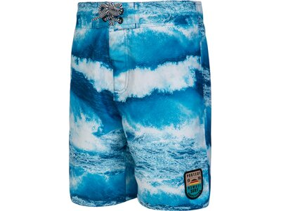PROTEST NORWELL JR Beachshort Blau