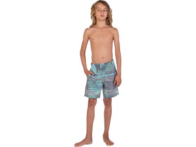 PROTEST Kinder Fino Beachshort Grau