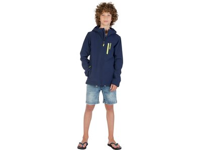 PROTEST Kinder Jengo Shorts Grau