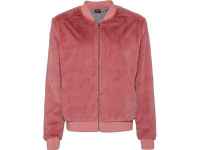 PROTEST Damen FIRBY full zip top Pink
