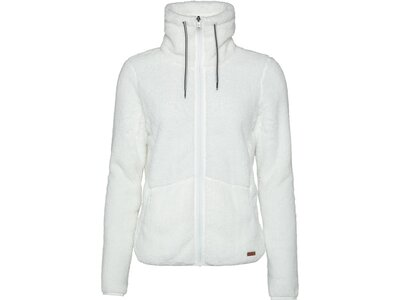 PROTEST Damen RIRI 19 full zip top Weiß