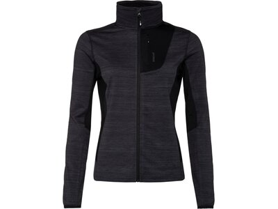 PROTEST Damen ROSLAKE 19 full zip top Schwarz
