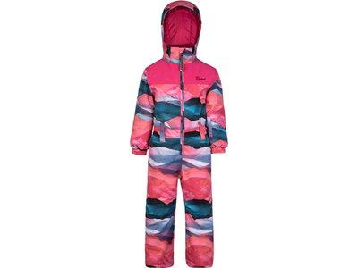 PROTEST Kinder Schneeanzug EVI TD Pink