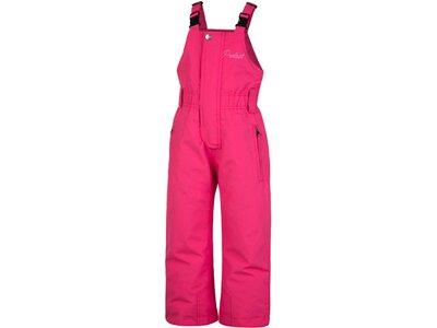 PROTEST Kinder Latzhose BEBA 18 TD Pink