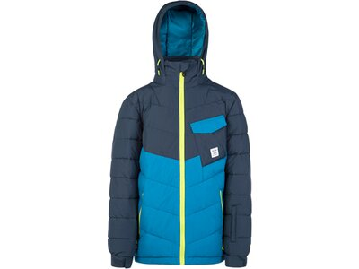 PROTEST Kinder Wintersportjacke LODGE JR Blau