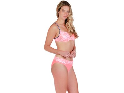 PROTEST Damen Mm Rodyand Dcup Wire Bikini Top Pink