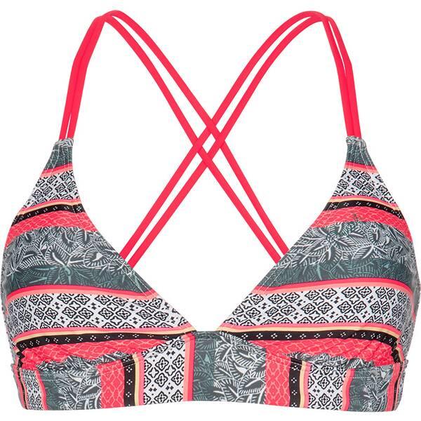 Bademode - PROTEST Damen SUPERBIRD 20 Triangle Bikini Top › Rot  - Onlineshop Intersport