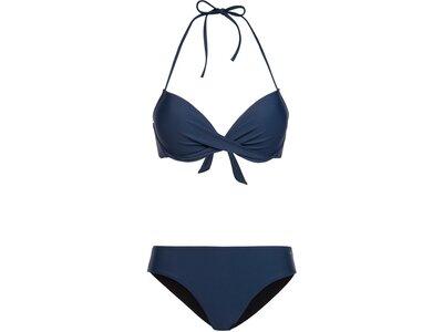 PROTEST BRIANA CCUP Halter Bikini Blau
