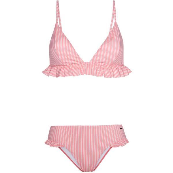 Bademode - PROTEST Damen Bikini TOFFEE › Rot  - Onlineshop Intersport