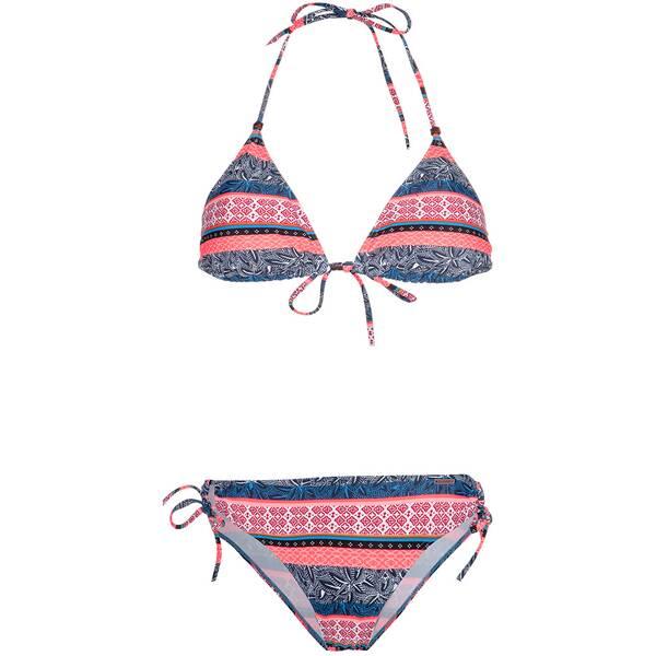 Bademode - PROTEST Damen Bikini ALE 20 Triangle › Pink  - Onlineshop Intersport