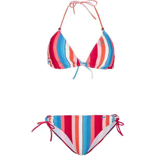 Bademode - PROTEST Damen Bikini Citron › Rot  - Onlineshop Intersport