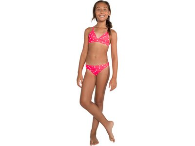 PROTEST Kinder Bikini ANNELENE Rot