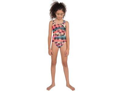 PROTEST Kinder Badeanzug EMMI Pink