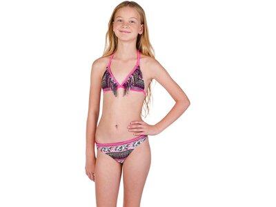 PROTEST Kinder Nitara Triangle Bikini Grau