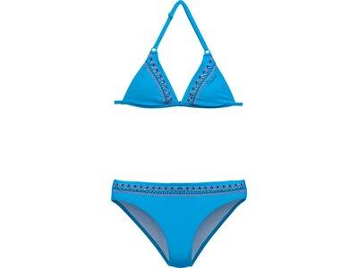 PROTEST RIFKA 19 JR Triangle Bikini Blau