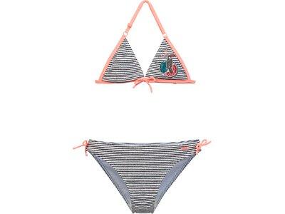 PROTEST YONNA JR Triangle Bikini Silber