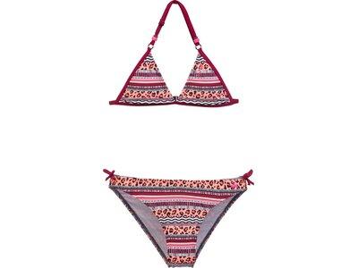 PROTEST CHICHI Triangle Bikini Braun