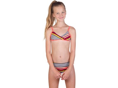 PROTEST Kinder Audie Triangle Bikini Grau