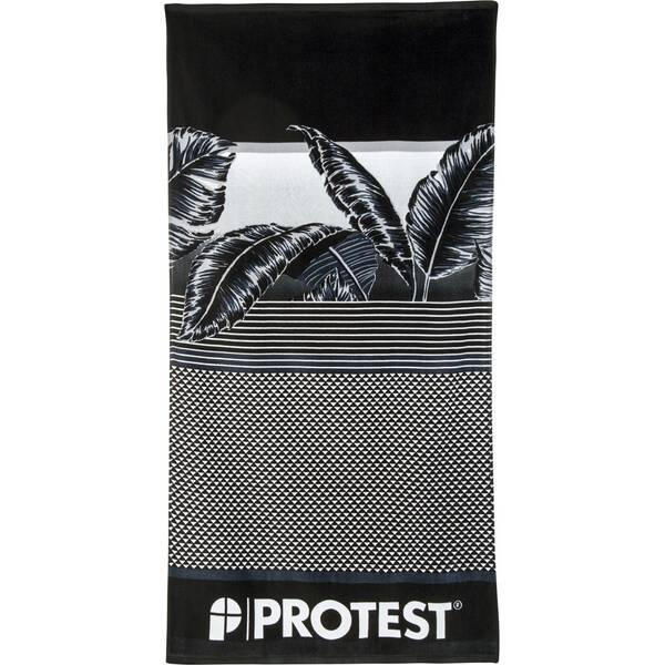 PROTEST Herren Gilston Towel Grau