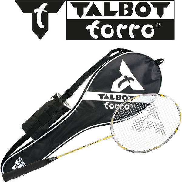 TALBOT/TORRO Badmintonschläger ISOFORCE ELITE