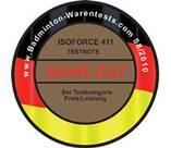 Vorschau: TALBOT/TORRO Damen Badmintonschläger Isoforce 411.6