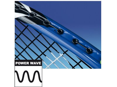 TALBOT/TORRO Badmintonschläger ISOFORCE 651.6 C4 pink