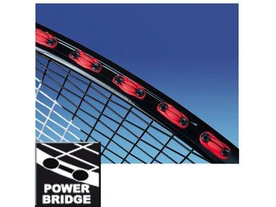 TALBOT/TORRO Badmintonschläger ISOFORCE 851.7 C4 Grau