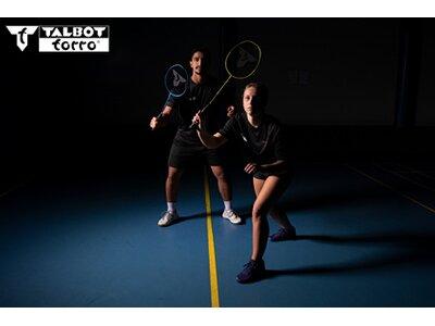 Talbot-Torro Badmintonschläger Isoforce 411.8 Grau