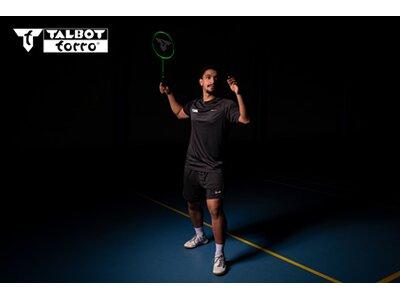 Talbot-Torro Badmintonschläger Isoforce 511.8 Grau