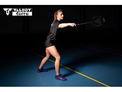 TALBOT/TORRO Badmintonschläger ARROWSPEED 199 Silber