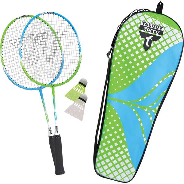 "Talbot-Torro Badminton Set ""2 Attacker Junior"""
