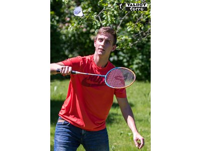 "Talbot-Torro Badminton Set ""2 Attacker"" Orange"