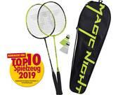 Vorschau: TALBOT/TORRO Badmintonset MAGIC NIGHT LED IM THERMOBAG